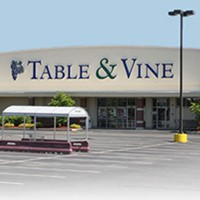 Table and Vine Flagship Location