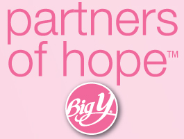 Big Y Partners of Hope Logo
