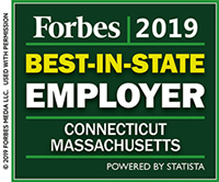 Forbes 2019 Best-in-state Employer