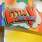 Little Y Kids Club Logo