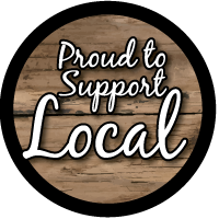 Proud to Support Local