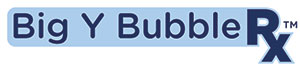Big Y BubbleRx Logo