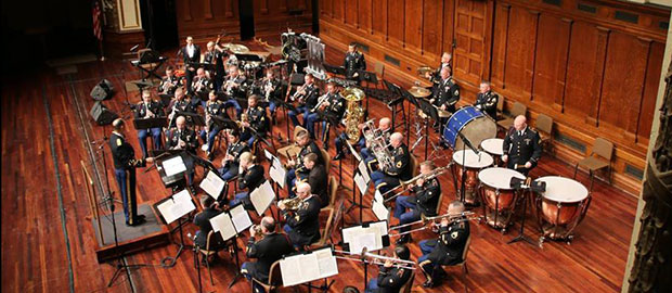 Spirit of Springfield Army National Guard 215th Army Band Free Holiday Concert Tickets