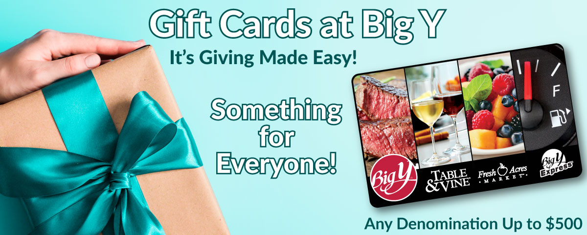 Gift Cards - A Perfect Gift