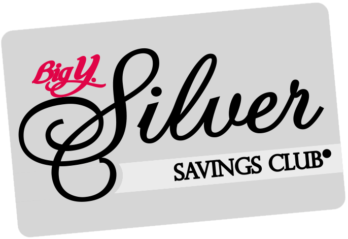 Big Y Silver Saving Club